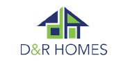 D&R Homes Logo